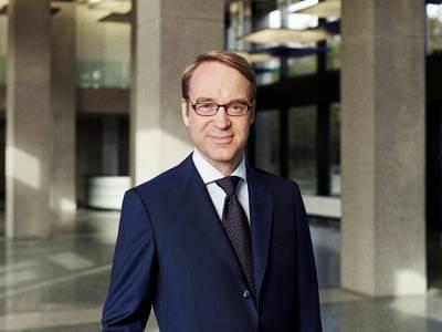 Παραιτήθηκε ο πρόεδρος της Bundesbank Jens Weidmann