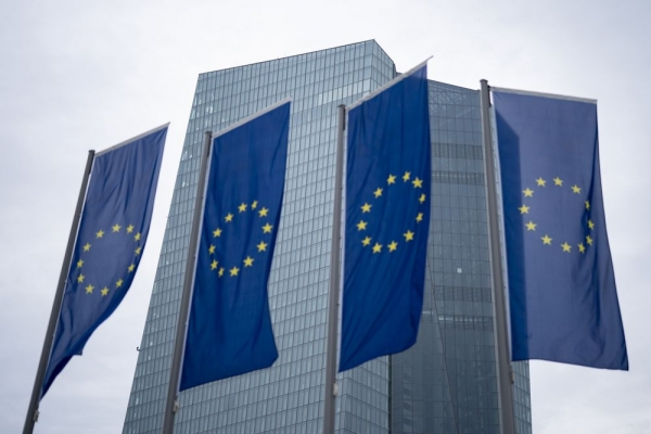 ECB extends euro liquidity lines with two central banks
