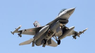 Τουρκία: Πτώση εκπαιδευτικού αεροσκάφους της πολεμικής αεροπορίας στην Άγκυρα