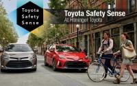 Προηγμένη ασφάλεια σε κάθε διαδρομή από την Toyota