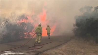 Υπό έλεγχο η μεγαλύτερη πυρκαγιά στην Αυστραλία