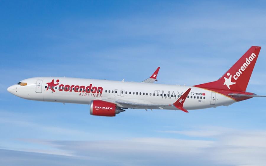 Corendon Airlines: Θα προσφέρει 5 εκατ. θέσεις προς Ελλάδα, Τουρκία, Ισπανία, Ιταλία, Αίγυπτο και Ισραήλ το 2021