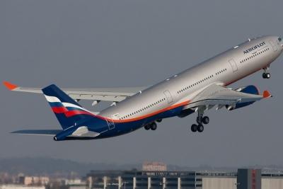 Mείωση των επιβατών κατά 28,1% τον Μάρτιο για τις ρωσικές αεροπορικές εταιρείες