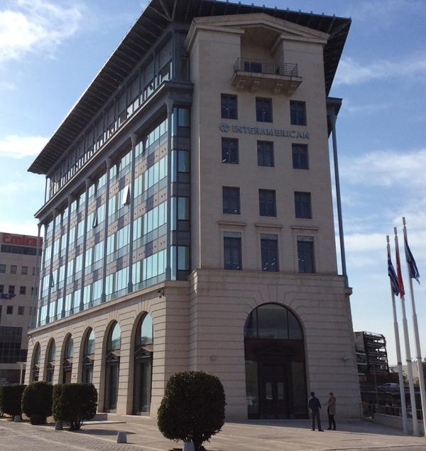 INTERAMERICAN: Αποζημιώσεις και πληρωμές 111,1 εκατ. ευρώ κατά το πρώτο εξάμηνο