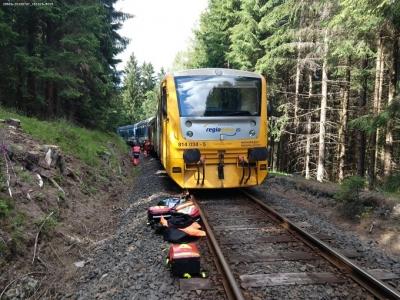 Τσεχία: Σύγκρουση τρένων με νεκρούς και δεκάδες τραυματίες