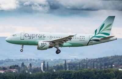 Cyprus Airways: Αναστέλλουν τις πτήσεις προς Θεσσαλονίκη και Σκιάθο από 18 Αυγούστου