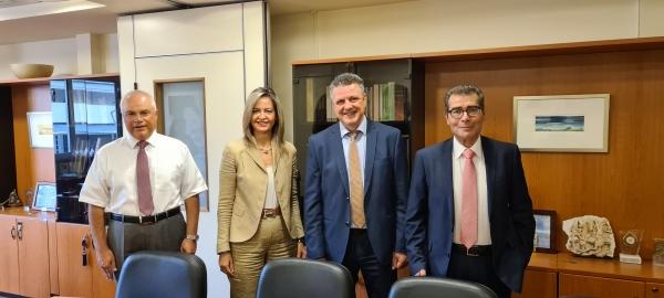 Η Ionios New Agency νέο τακτικό μέλος του Ε.Ι.Α.Σ.