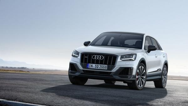 Audi: Ανανεώνει το SQ2 των 300 ίππων