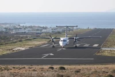 Κύπρος: Μειωμένες κατά 58% οι πτήσεις σε ετήσια βάση