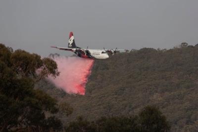 Αυστραλία: Συνετρίβη πυροσβεστικό αεροσκάφος, τρεις νεκροί