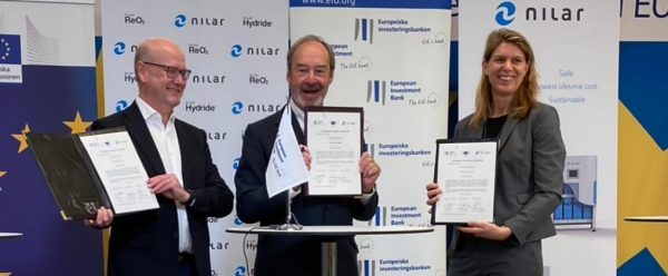 Sweden: EU further supports innovative battery technology through Nilar