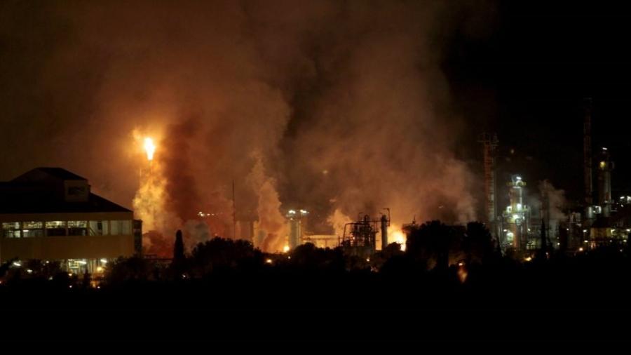 Ισπανία: Ισχυρή εκρηξη σε εργοστάσιο χημικών - Εκκενώνεται η περιοχή