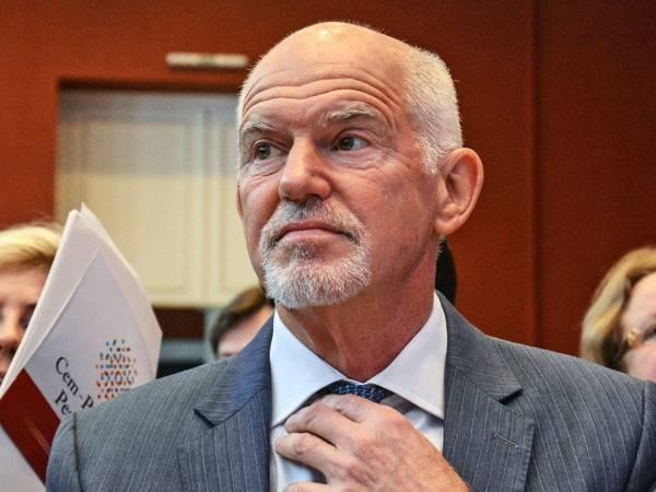 Ο Γ. Παπανδρέου ενημέρωσε την Φ. Γεννηματά ότι θα είναι υποψήφιος στις εκλογές του ΚΙΝΑΛ