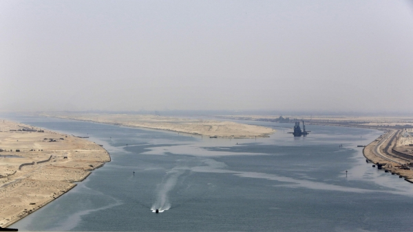 Egypt's Suez Canal shipping traffic unaffected by coronavirus