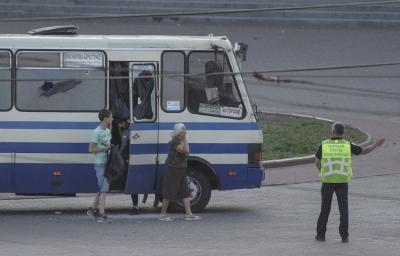 Ουκρανία: Απελευθέρωση των ομήρων στο λεωφορείο και σύλληψη του δράστη