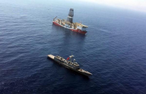 Η Τουρκία ανακαλεί όλες τις άδειες στο Πολεμικό Ναυτικό της
