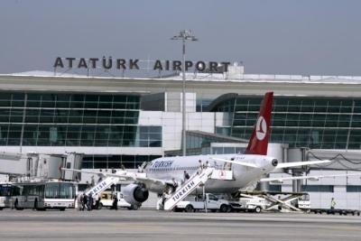 209 εκατ. επιβάτες στα τουρκικά αεροδρόμια το 2019