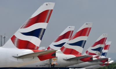 IAG: Ζημιά €1,3 δισ. για τη μητρική της British Airways το γ΄ τρίμηνο
