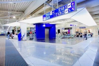 «Βουτιά» 60,4% για την επιβατική κίνηση στο «Ελευθέριος Βενιζέλος» τον Αύγουστο