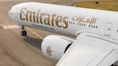 H Emirates προσφέρει διπλά μίλια στους πελάτες της