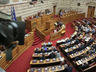 Ψηφίστηκε με 163 ψήφους ο νέος εκλογικός νόμος