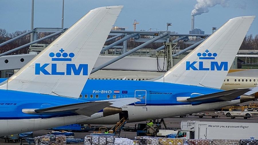 KLM: Σχεδιάζει 1.500 επιπλέον απολύσεις