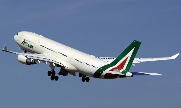 Alitalia: Δύο καθημερινές πτήσεις από Αθήνα προς Ρώμη