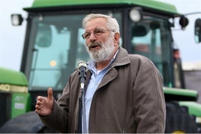 Πέθανε ο αγροτοσυνδικαλιστής και πρώην βουλευτής του ΚΚΕ, Βαγγέλης Μπούτας