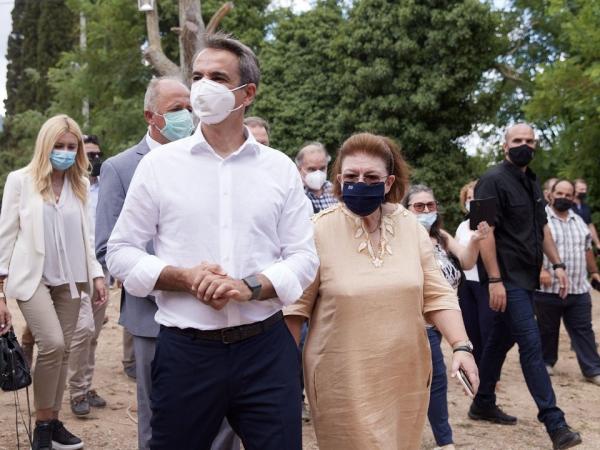 Η επίσκεψη του πρωθυπουργού στη Μεσσηνία