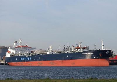 Minerva Marine: Καμία εμπλοκή στη ρύπανση του Ισραήλ