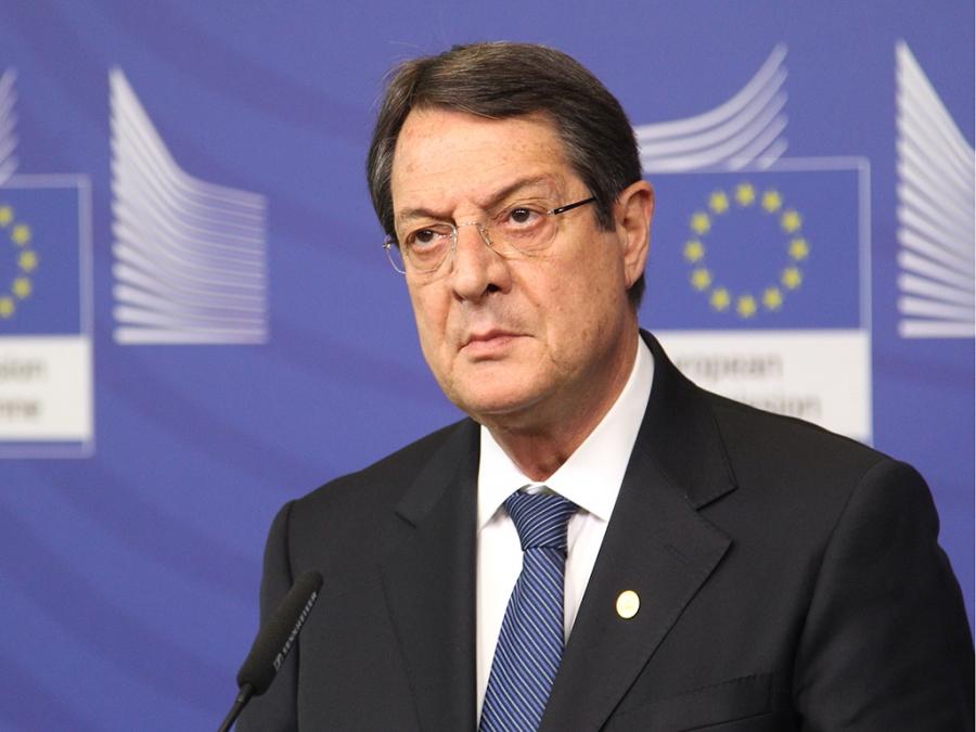 Στις Βρυξέλλες μεταβαίνει αύριο ο Νίκος Αναστασιάδης