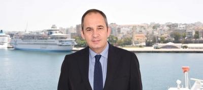 Λύσεις στα συνταξιοδοτικά θέματα των ναυτικών προωθεί άμεσα ο Γ. Πλακιωτάκης