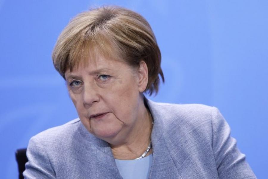 Απογείωση της Μέρκελ στις δημοσκοπήσεις