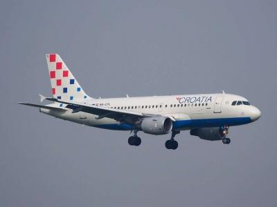Croatia Airlines: Σύνδεση της Αθήνας με Ντουμπρόβνικ, Ζάγκρεμπ και Σπλιτ
