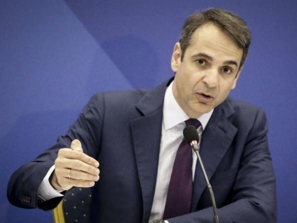 Κυρ. Μητσοτάκης: Δέσμη νέων μέτρων στήριξης της οικονομίας