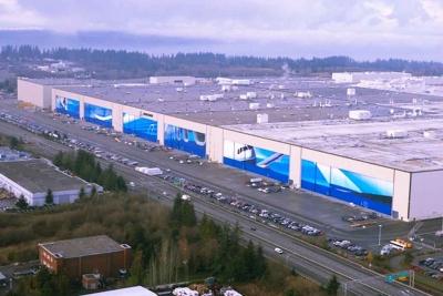 Ζημιές-ρεκόρ το 2020 για την Boeing