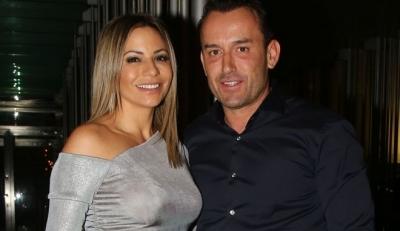 «Από θαύμα ζούμε» λέει η σύζυγος του επιχειρηματία Βασίλη Χύτου για το τροχαίο ατύχημα