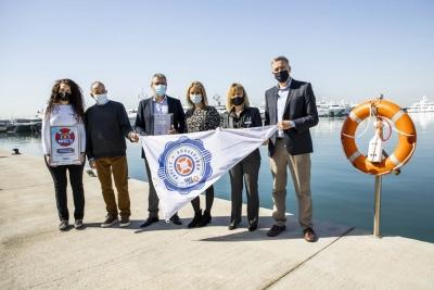 Μαρίνα Φλοίσβου: Η πρώτη μαρίνα στην Ελλάδα που παίρνει τον τίτλο του «Πρεσβευτή Ασφάλειας» της HELMEPA