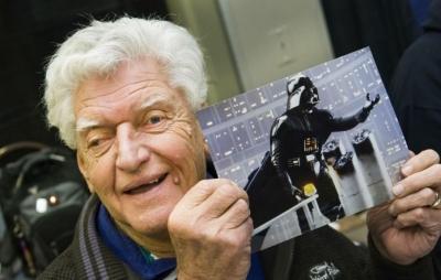 Πέθανε o ηθοποιός David Prowse, ο «Darth Vader» του Star Wars