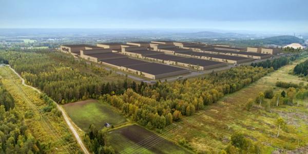 Sweden: European backing for Northvolt's battery gigafactory