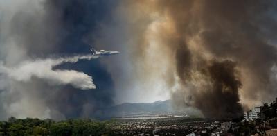 Τα 9 μέτρα του υπουργείου Εργασίας και Κοινωνικών Υποθέσεων για τη στήριξη των πυρόπληκτων