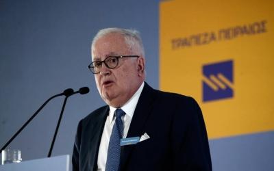 Τράπεζα Πειραιώς: Ανέρρωσε πλήρως από τον κορωνοϊό ο πρόεδρος Γ. Χαντζηνικολάου