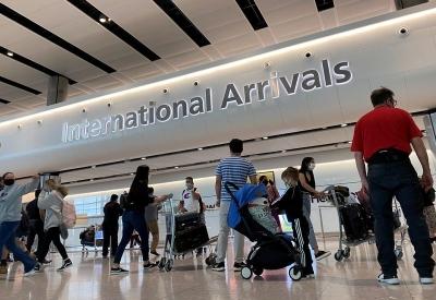 «Βουτιά» 73% κατέγραψε η επιβατική κίνηση στο αεροδρόμιο του Χίθροου το 2020