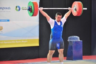 Ντοπαρισμένος βρέθηκε Έλληνας Ολυμπιονίκης της άρσης βαρών