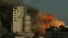 Γάζα: Κτίριο όπου στεγάζονται το Associated Press και το Al Jazeera κατέρρευσε, έπειτα από ισραηλινό βομβαρδισμό