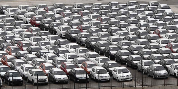 ΕΛΣΤΑΤ: Ετήσια αύξηση 73,3% στον κύκλο εργασιών του κλάδου αυτοκινήτων το β΄ τρίμηνο