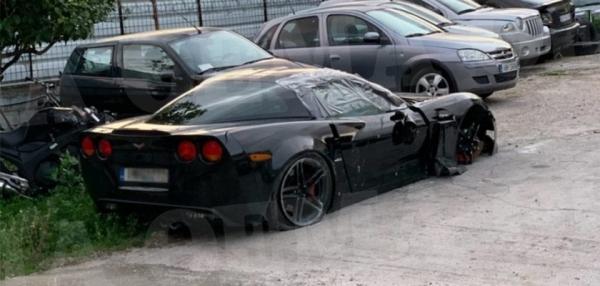Ελεύθερος αφέθηκε ο οδηγός της Corvette που σκότωσε τον 25χρονο στη Γλυφάδα - Τι κατέθεσε