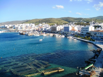 Έργο πάνω από μισό εκατ. ευρώ εγκρίθηκε στο λιμάνι της Τήνου