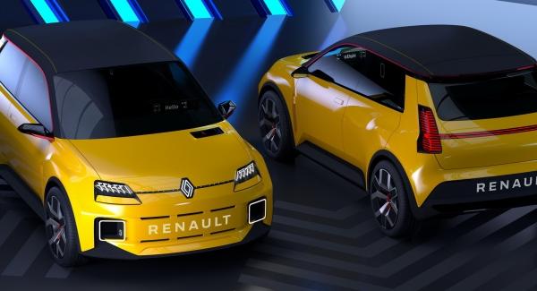 Renault: Λανσάρει 10 ηλεκτρικά μοντέλα μέχρι το 2025