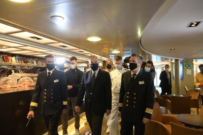 Γ. Πλακιωτάκης: Αύξηση πληρότητας των πλοίων από σήμερα